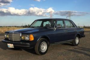 1984 Mercedes-Benz 300-Series Turbo dieeel Photo