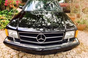 1989 Mercedes-Benz SEC  560 Photo