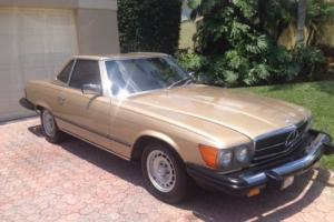 1981 Mercedes-Benz 300-Series Photo