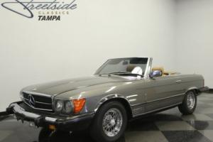 1983 Mercedes-Benz 380SL Photo