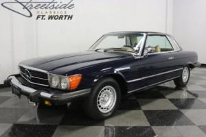 1974 Mercedes-Benz SL-Class Photo