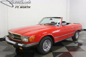 1979 Mercedes-Benz SL-Class Photo