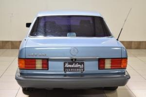 1987 Mercedes-Benz 126 SEL Photo