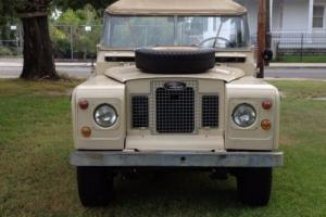 1970 Land Rover Other
