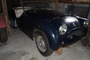 1954 Triumph TR 2 Photo