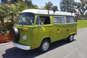 1976 Volkswagen Bus/Vanagon CAMPER Photo
