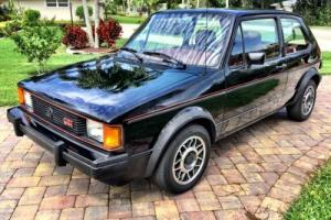 1984 Volkswagen Rabbit Photo