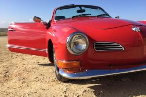 1971 Volkswagen Karmann Ghia Photo