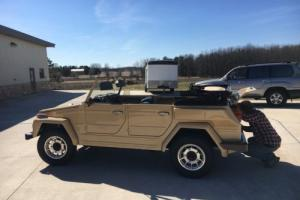 1974 Volkswagen Thing --Thing Photo