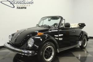 1979 Volkswagen Super Beetle Convertible Photo