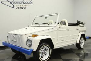 1973 Volkswagen Thing Acapulco Tribute Photo