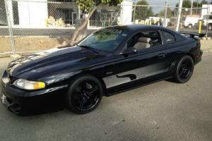 1997 Ford Mustang Steeda S/N 97-004 Photo