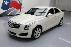 2014 Cadillac ATS 2.5L SEDAN BOSE BLUETOOTH ALLOYS
