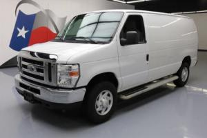 2013 Ford E-Series Van E-250 CARGO VAN 4.6L V8 RUNNING BOARDS