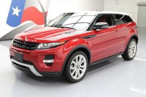 2012 Land Rover Evoque DYNAMIC AWD TURBO PANO ROOF NAV!