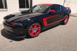 2012 Ford Mustang Mustang
