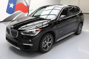 2016 BMW X1 XDRIVE28I AWD HTD SEATS PANO SUNROOF