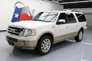 2014 Ford Expedition EL KING RANCH SUNROOF NAV DVD