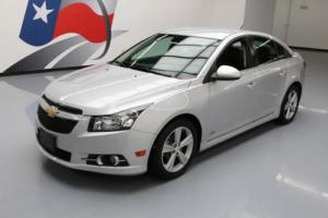 2014 Chevrolet Cruze 2LT RS AUTO HEATED LEATHER SPOILER