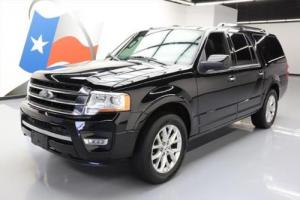 2016 Ford Expedition EL LTD ECOBOOST SUNROOF NAV
