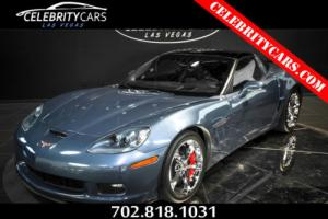 2011 Chevrolet Corvette 2dr Coupe Z16 Grand Sport w/3LT