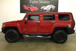 2006 Hummer H3 Sunroof