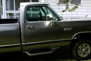 1990 Dodge Other Pickups Photo
