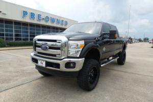 2013 Ford F-250 Lariat FX4 Lifted Rear Cam