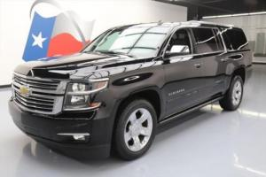 2015 Chevrolet Suburban LTZ 7-PASS SUNROOF NAV DVD 20'S