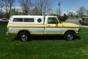 1977 Ford F-250 HIGHBOY