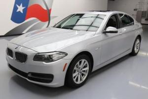 2014 BMW 5-Series 528I TURBO SUNROOF BLUETOOTH XENON LIGHTS