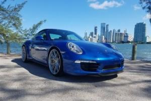 2015 Porsche 911 Targa 4 Photo