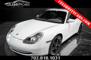 1999 Porsche 911 2dr Carrera Coupe 6-Speed Manual