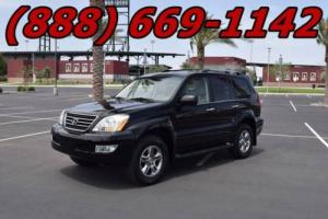 2008 Lexus GX Base AWD 4dr SUV SUV 4-Door Automatic 5-Speed
