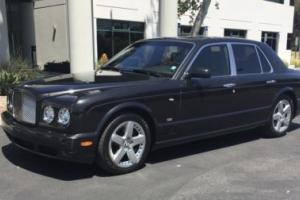 2005 Bentley Arnage Mulliner work shop built coach
