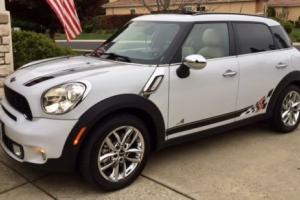 2013 Mini Countryman Countryman Cooper S ALL4