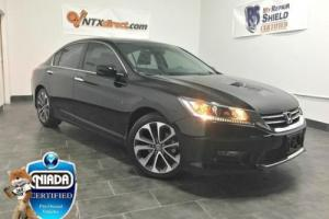 2015 Honda Accord Sport 4dr Sedan CVT