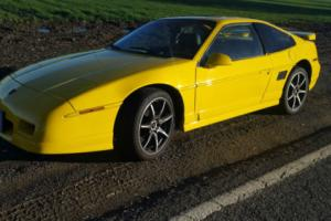 1987 Pontiac Fiero GT for Sale
