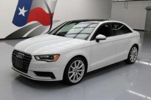 2016 Audi A3 2.0T PREMIUM AWD HTD LEATHER PANO ROOF