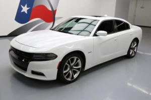 2015 Dodge Charger R/T PLUS HEMI LEATHER NAV 20'S