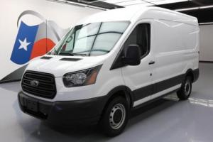 2016 Ford Transit MEDIUM ROOF CARGO REAR CAM