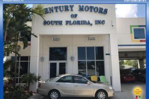2005 Toyota Camry LE NIADA Certified 2 Owners Clean CarFax