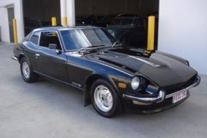 1975 DATSUN 260Z 2+2 Coupe fitted with a 3.8LT V6 MOTOR & TURBO 700 AUTO TRANS
