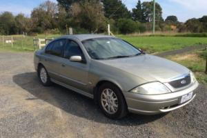 Ford Fairmont sedan au 2001 w/RWC Photo