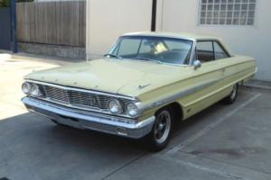 1964 FORD GALAXIE 500 390V8  AUTO P/STEERING AIR/ CONDITION ORIGINAL CONDITION