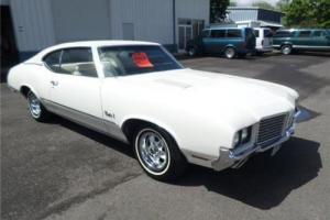 1972 Oldsmobile Cutlass Supreme Coupe 350/aut