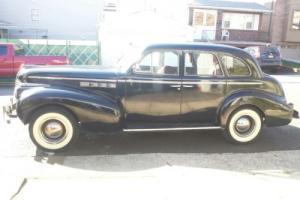 1940 Buick Special 8 Photo