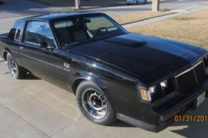 1986 Buick Regal Grand National Photo