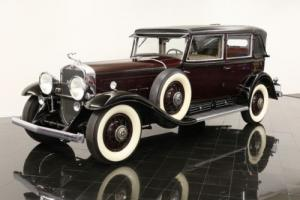 1931 Cadillac V-16 Madam-X Photo
