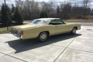 1975 Cadillac Eldorado Photo